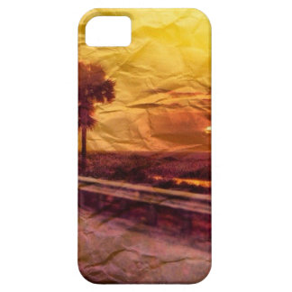 South Florida Sunset iPhone SE/5/5s Case