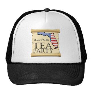 South-Florida-Tea-Party-Logo Hat