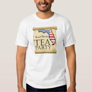 South-Florida-Tea-Party-Logo T-Shirt
