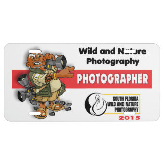 South Florida Wild and Nature Photography Plate