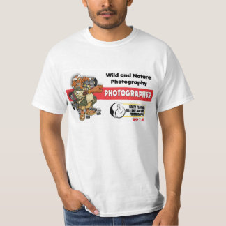South Florida Wilde and Nature Photography T-Shirt