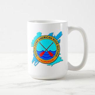 South Fork American River Rafting, California Coffee Mug