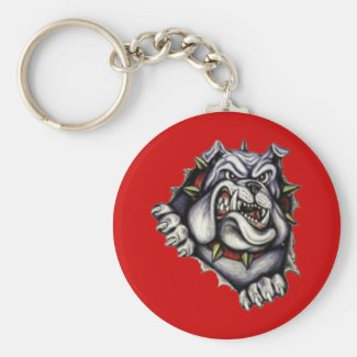 South Fork High School Keychain