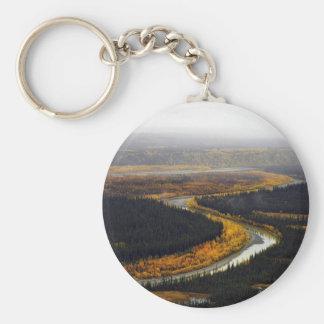 South Fork of Koyukuk River Keychain