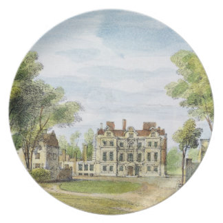 South Front, Old Palace, Kew Gardens, plate 2 from