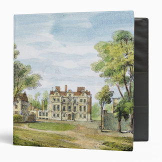 South Front, Old Palace, Kew Gardens, plate 2 from Binder