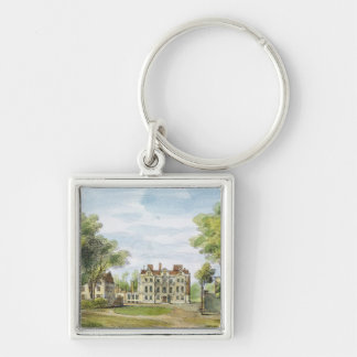 South Front, Old Palace, Kew Gardens, plate 2 from Key Chain