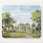 South Front, Old Palace, Kew Gardens, plate 2 from Mouse Pad