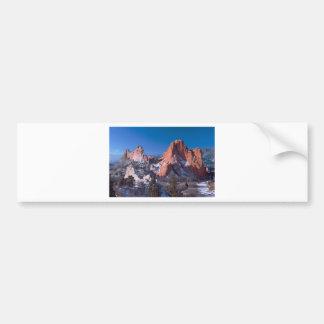 South Gateway Rock 02 Bumper Stickers