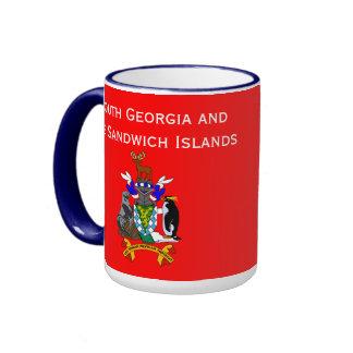 South Georgia* and Sandwich Islands Mug