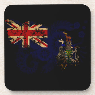 South Georgia and South Sandwich Islands Flag Coaster