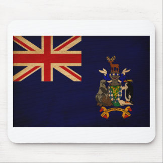 South Georgia and South Sandwich Islands Flag Mouse Pad
