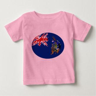 South Georgia Gnarly Flag T-Shirt