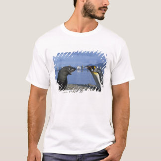 South Georgia Island, St. Andrews Bay, King T-Shirt