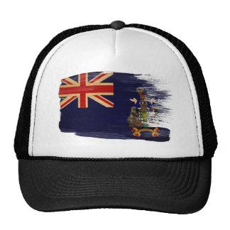South Georgia Sandwich Islands Flag Trucker Hat