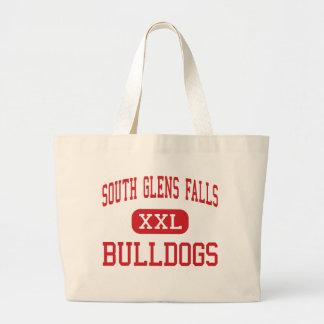 South Glens Falls - Bulldogs - South Glens Falls Canvas Bags