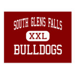 South Glens Falls - Bulldogs - South Glens Falls Postcard
