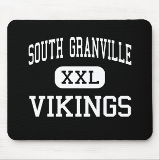 South Granville - Vikings - High - Creedmoor Mouse Pads