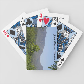 South Hancock Mountain Deck Of Cards