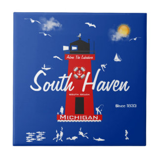 South Haven - Adore The Lakeshore Ceramic Tile