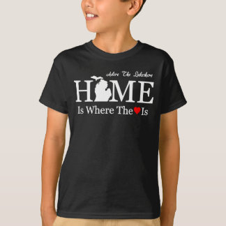 South Haven - Home Is Where The Heart Is T-Shirt