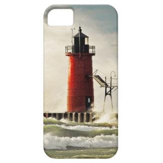 South Haven Light iPhone SE/5/5s Case