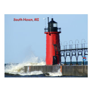South Haven Lighthouse Post Cards