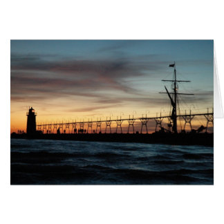 South Haven, Michigan Card