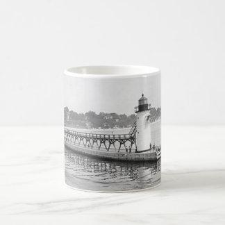 South Haven South Pierhead Lighthouse Coffee Mug