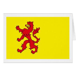 South Holland Flag Greeting Card