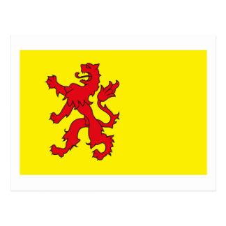 South Holland Flag Postcard