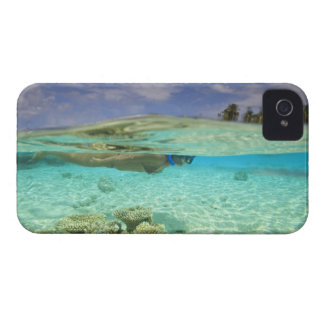 South Huvadhoo Atoll, Southern Maldives, Indian Case-Mate Blackberry Case