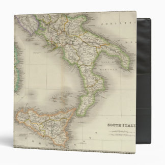 South Italy Binder