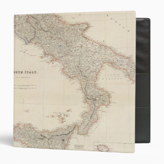 South Italy with The Maltese Islands Binder