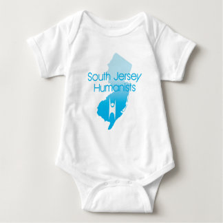 South Jersey Humanists Baby Bodysuit