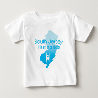 South Jersey Humanists Baby T-Shirt