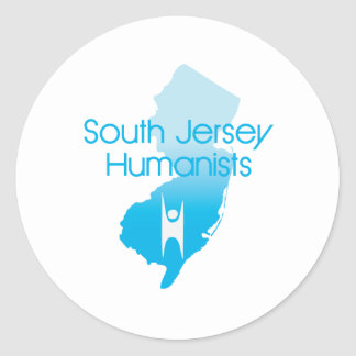 South Jersey Humanists Classic Round Sticker