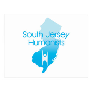 South Jersey Humanists Postcard
