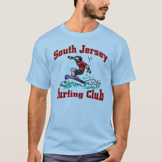 South Jersey Surfing Club T-Shirt
