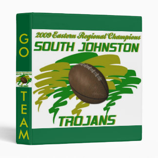 SOUTH JOHNSTON EASTERN REGIONAL CHAMPS BINDER