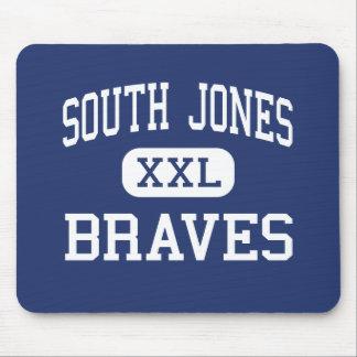 South Jones - Braves - High - Ellisville Mouse Pads
