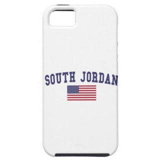 South Jordan US Flag iPhone SE/5/5s Case