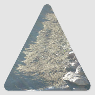 South Kiabab Grand Canyon National Park Fossils Triangle Sticker