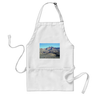 South Kiabab Grand Canyon National Park Mule Ride Adult Apron
