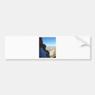South Kiabab Grand Canyon National Park Mule Ride Bumper Sticker