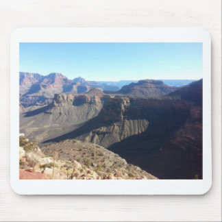 South Kiabab Grand Canyon National Park Mule Ride Mouse Pad