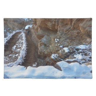 South Kiabab Grand Canyon National Park Mule Ride Placemats