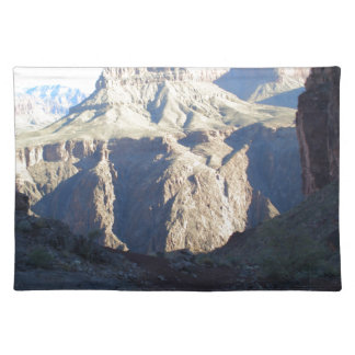 South Kiabab Grand Canyon National Park Mule Ride Place Mats