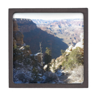 South Kiabab Grand Canyon National Park Mule Ride Premium Jewelry Boxes