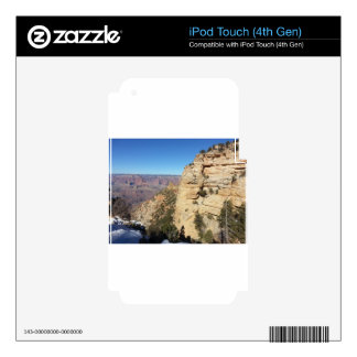 South Kiabab Grand Canyon National Park Mule Ride Skins For iPod Touch 4G